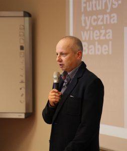 prof. Krzysztof Jaworski