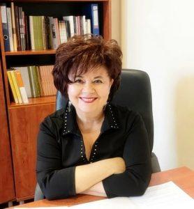 Dyrektor Instytutu Ilij - dr hab. Marzena Marczewska prof. UJK (zdjęcie)