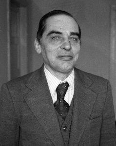 Prof. Michał Jaworski (zdjęcie)