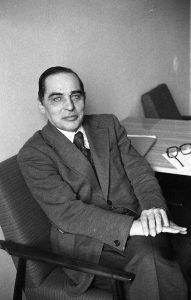 Profesor dr hab. Michał Jaworski (4 IX 1921 – 6 IX 1996)