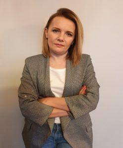 dr Magdalena Płusa (zdjęcie)