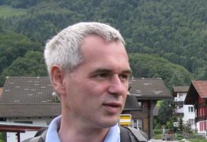 dr Jan Hajduk zastępca dyrektora Instytutu (zdjęcie)