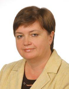 prof. Joanna Nowakowska-Ozdoba (zdjęcie)