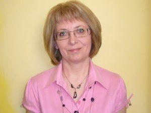prof. Alina Biała (zdjęcie)