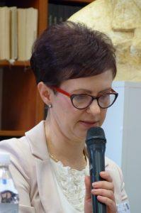 prof. Anna Wzorek (zdjęcie)